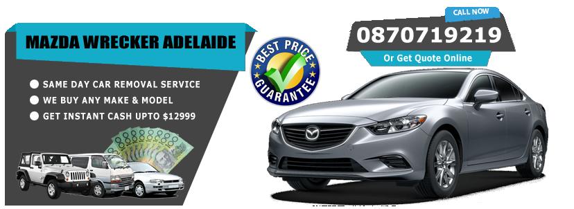 Mazda Wrecker Adelaide